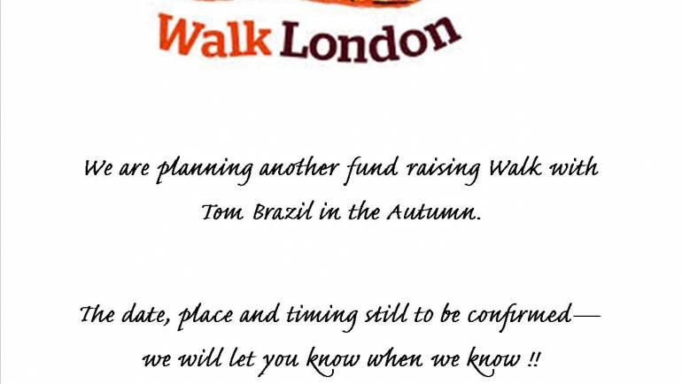 LONDON WALK – COMING SOON