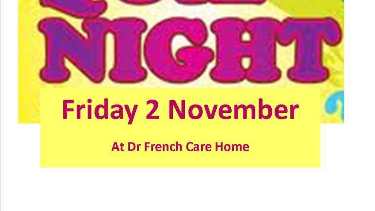 AUTUMN QUIZ EVENING – 2 NOVEMBER