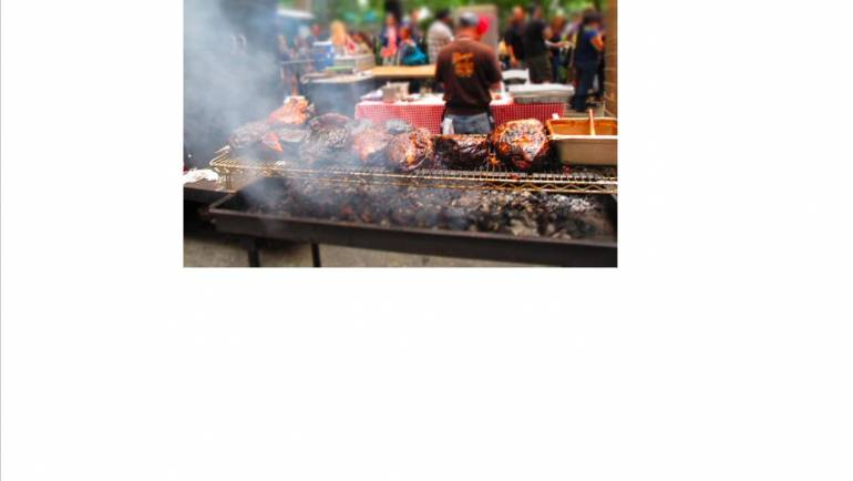 Our Summer BBQ Party – great sucess