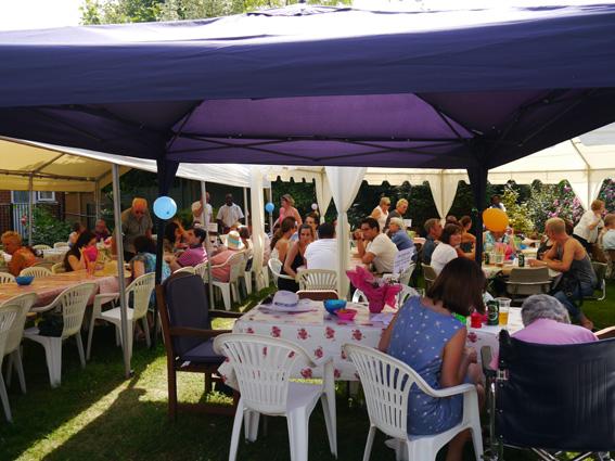 Garden Party – 2013