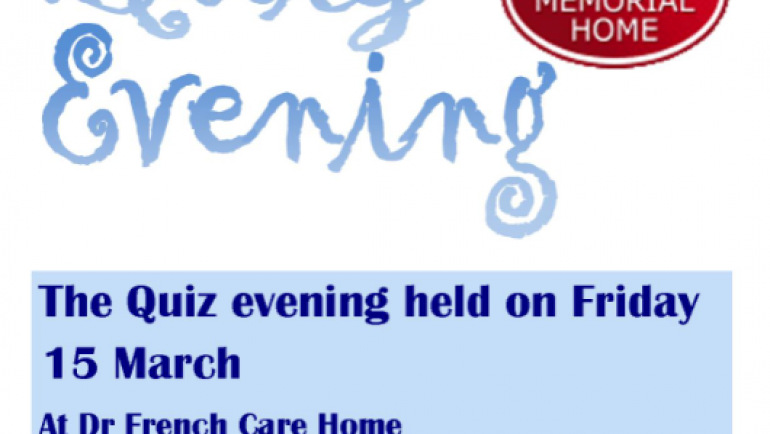Very successful Quiz Evening