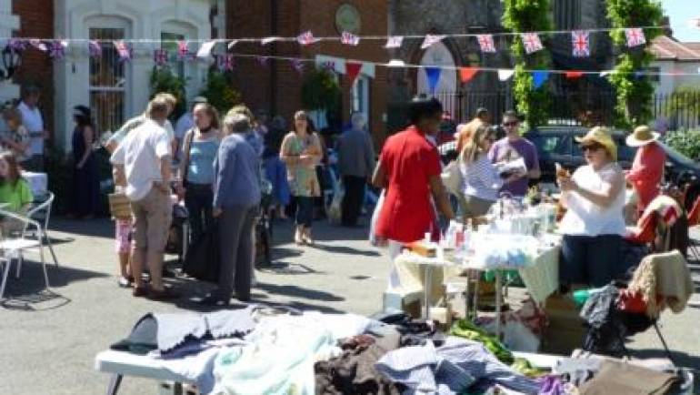 Table Top Sale – 2012